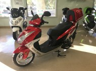 Scooter-Rental-NSB-Red