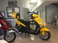 Scooter-Sales-Edgewater-150cc-Yellow
